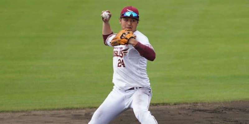 本塁打王・浅村に挑む楽天19歳 甲子園沸かせた打撃でスターに駆け上がるか?