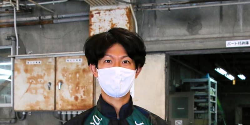 【ボート】尼崎ルーキーS 吉川貴仁が予選突破へ気合「出足系がしっかりしてきた」