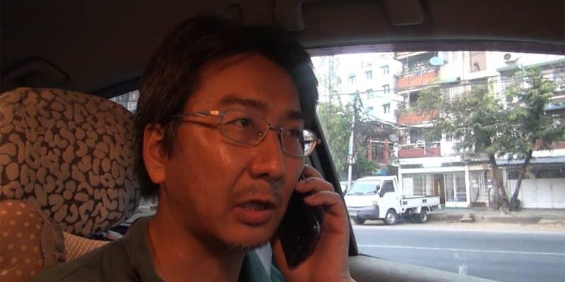 拘束された日本人 当時の状況語る ミャンマー抗議デモ取材中