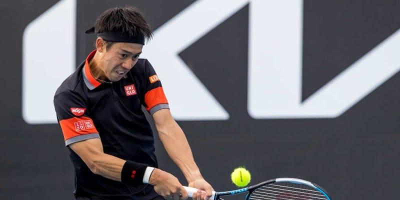 錦織圭 「ATP500 ロッテルダム」初戦は20歳の次世代No.1候補と。今季初勝利狙う