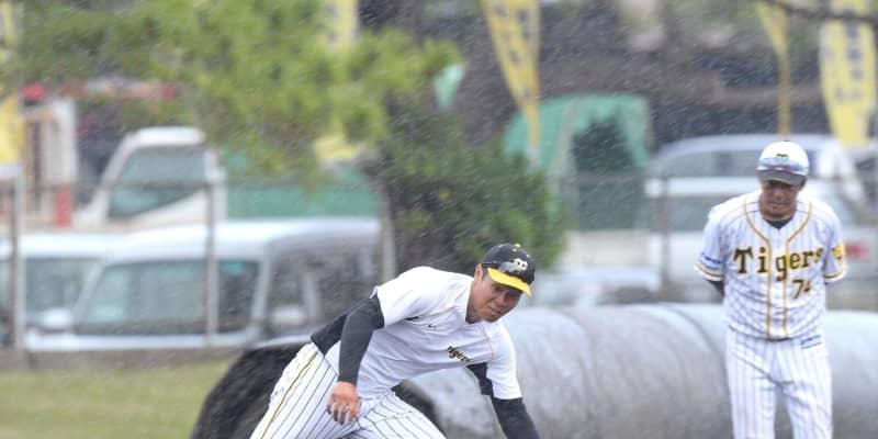 阪神・佐藤輝は「3番・三塁」沢村賞左腕・大野雄と初対決へ【スタメン】