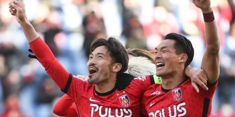 浦和が阿部のゴールで先制もFC東京・森重が同点ヘッド 開幕節はドロー