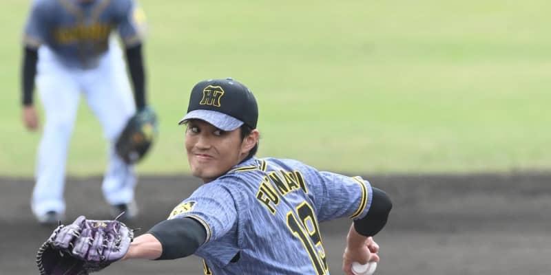 阪神・藤浪、今季最速158キロ!3回1失点 開幕ローテへ「もうちょっと精度を…」