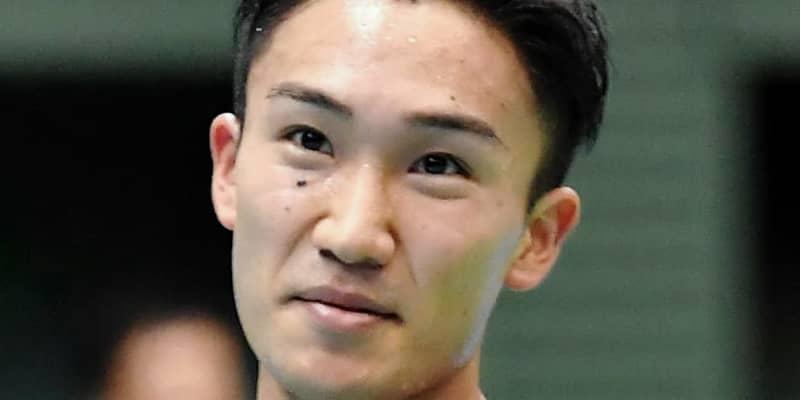 桃田賢斗 3月の全英OPで国際大会復帰 コロナ感染で1月は遠征断念