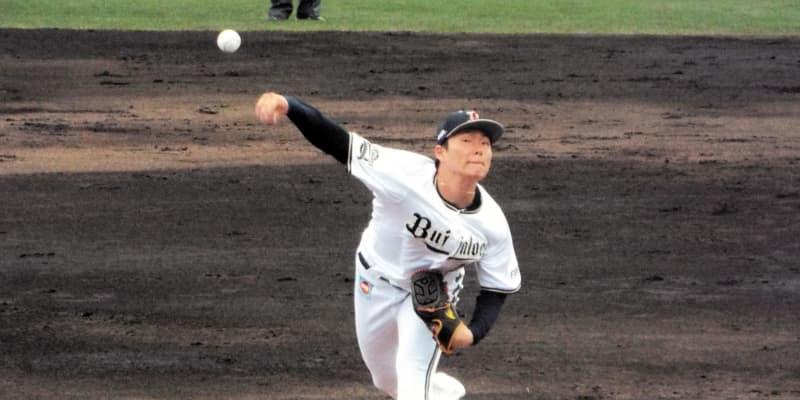 オリックス・山本由伸が初の開幕投手 チームは開幕戦9連敗中も「いい開幕に」