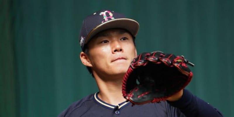 「由伸くんなら絶対勝てます!」 オリ山本、開幕投手への決意表明にファン期待