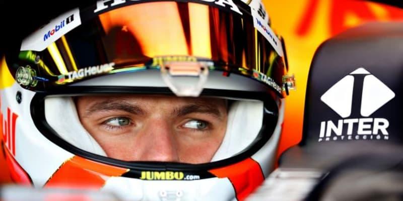 【F1インタビュー:フェルスタッペン】レッドブルRB16B・ホンダの第一印象「パワーの面で大きな進歩を果たしているはず」