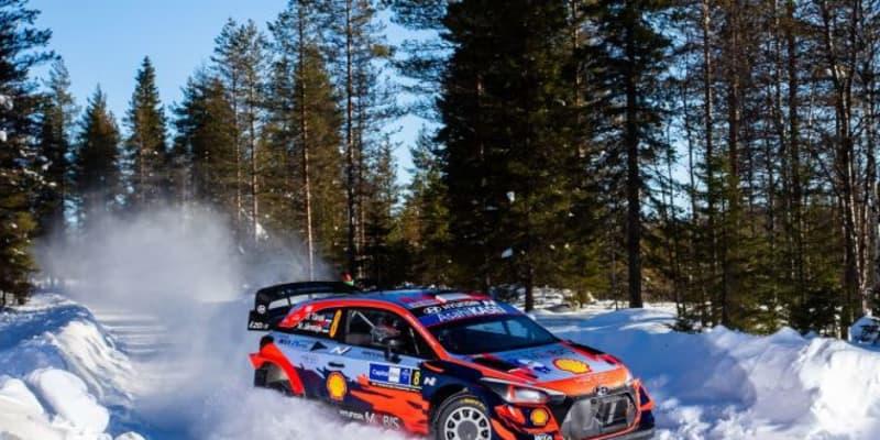 好調タナクが2日目も首位をキープ。トヨタのオジエは痛恨のデイリタイア/WRC第2戦