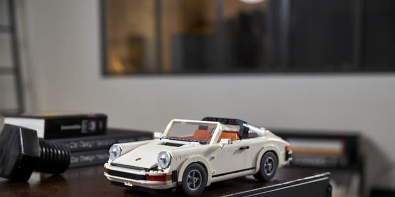 ポルシェ 911 のレゴが登場…ターボとタルガの組み替え可能な「2-in-1」モデル