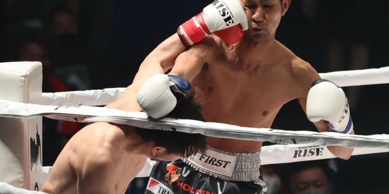 元西武・相内誠TKO負けも格闘家続行へ「はい上がってやろうと」相手はハート評価