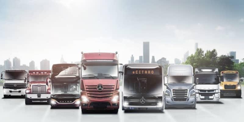 ダイムラートラックが74%の減益 新型コロナの影響 2020年通期決算