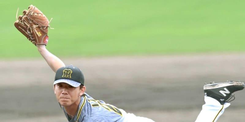 阪神ドラ2伊藤将 救世主や!初対外試合1回1安打0封 独特フォームでいきなり好投