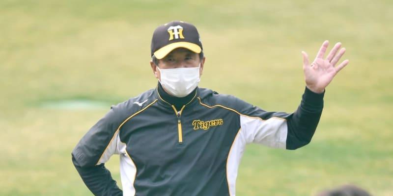 阪神2軍 平田監督がキャンプ最終日に訓示「仲良し集団じゃダメ」
