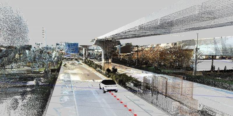 ヴァレオとダイナミックマップ基盤、自動運転向けシステム開発で提携