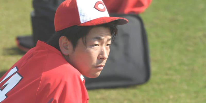 広島大瀬良が3年連続の開幕投手決定「責任全うしたい」