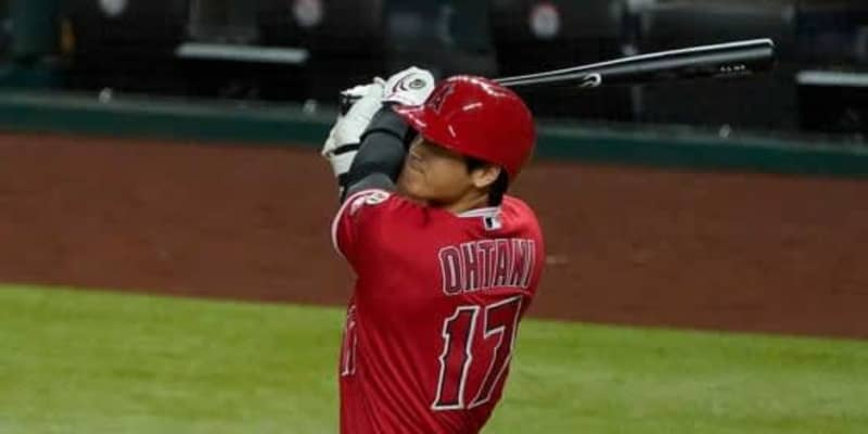 【MLB】大谷翔平が2安打&2得点! Wソックス戦に「2番・DH」で出場、右前&左前打