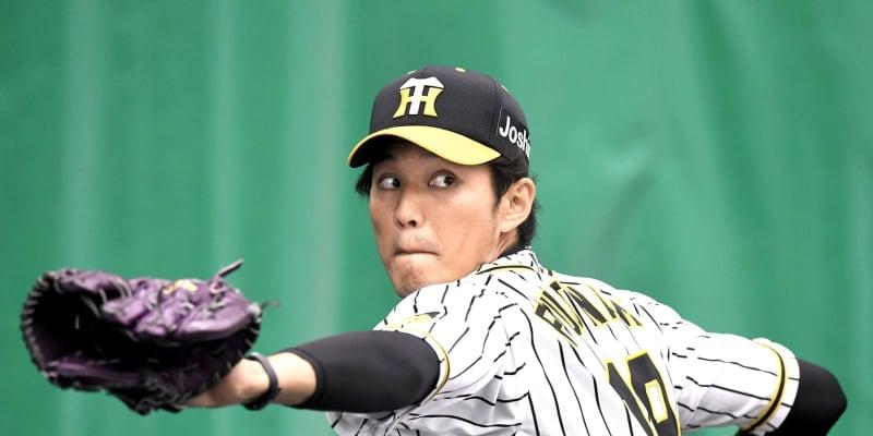 阪神・藤浪、キャンプ投手MVP!充実の3戦8回1失点 開幕ローテへ「アピールを」