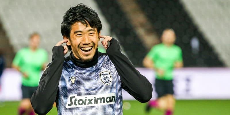 香川真司、PAOK移籍後に電話した元アーセナル選手を明かす
