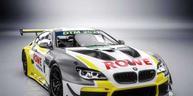 DTM:スパ&ニュル24時間王者のローヴェ・レーシングがBMW M6 GT3で参戦