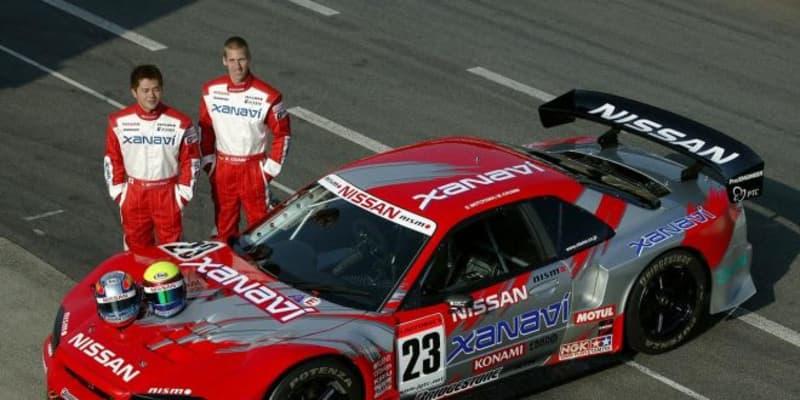 R34型スカイラインGT-Rの最後の一戦。ニッサン陣営が総力をあげて挑んだ2003年最終戦鈴鹿【スーパーGT名レース集】