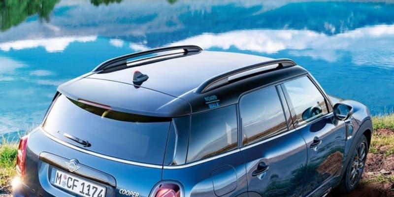 MINIクロスオーバー、特別なブルーを纏った限定モデル「ボードウォークエディション」発売