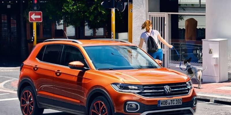 先行導入で販売No.1を記録した輸入コンパクトSUV! VW T-Crossが正式発売を開始