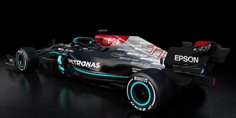 2021年メルセデスF1『W12 Eパフォーマンス』:新規定に奪われるタイムを取り戻せたか。開発トークンの使用箇所は秘密