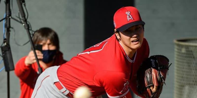 【MLB】大谷翔平、6日に今季初登板初先発へ 212日ぶり実戦、マドン監督が明言