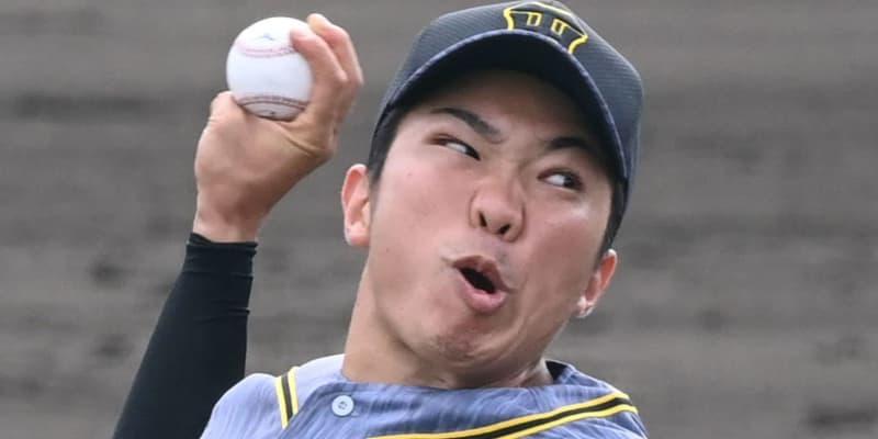 阪神ドラ8・石井大 鷹狩りで腕試し!日本S4連覇中の相手からヒント見つける