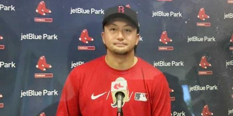 【MLB】澤村拓一、レッドソックス合流 新天地ユニに照れ笑い「似合っているかどうかは」