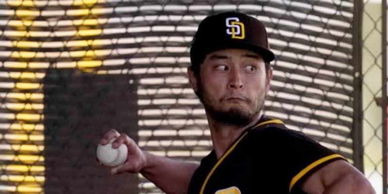 【MLB】ダルビッシュ、最速155キロ&スプリットに満足「落ちは良かったと思います」
