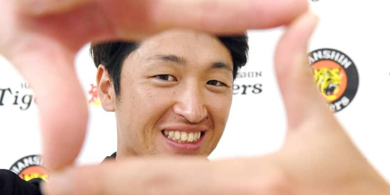 阪神・近本 新打撃フォーム挑戦、昨季のままなら「ある程度」止まり