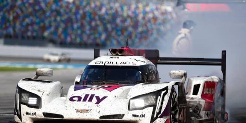 小林可夢偉、IMSAの耐久3レースへの参戦決定! デイトナ2位のキャデラックで雪辱を期す