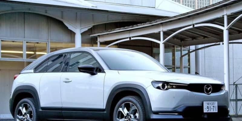 【マツダ MX-30 EV 新型試乗】マツダ3やCX-30よりも上質、運転感覚はガソリン車のよう…中村孝仁