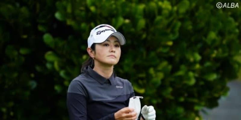 """""""復帰戦""""の諸見里しのぶ いま改めて思う「ゴルフがとても楽しい!」"""