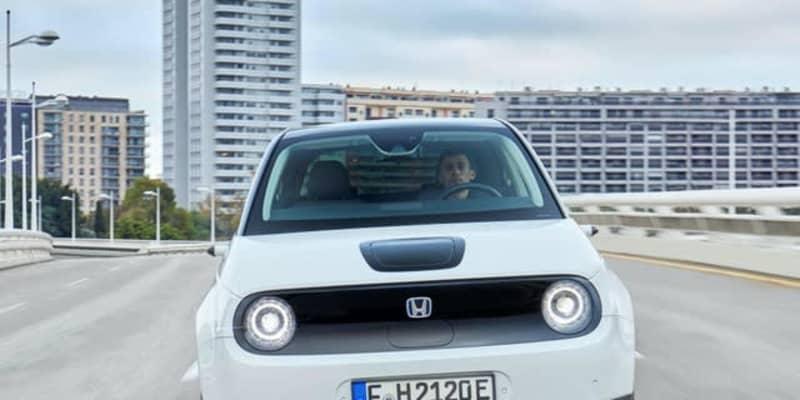 ホンダe、最高のシティカーに選出…2021英国カーオブザイヤー