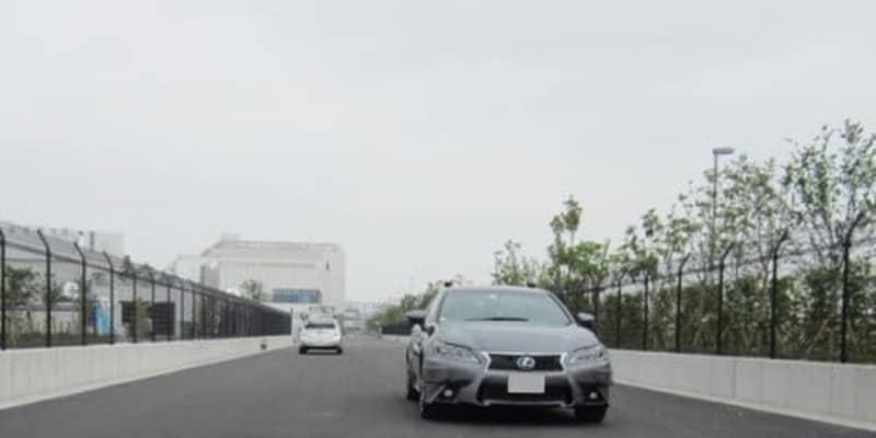 デンソーとKDDI、自動運転に5Gを活用する共同検証を開始