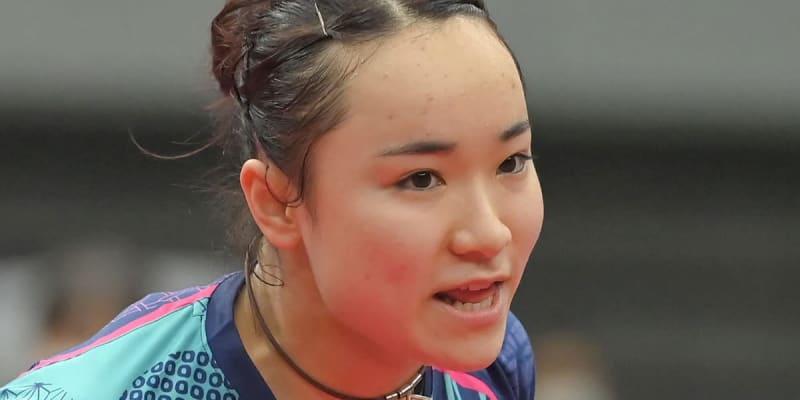 伊藤美誠 まさかの大苦戦…4カ月ぶり国際大会でヒヤリ辛勝発進