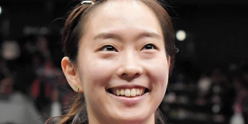 卓球 石川佳純、大苦戦も逆転勝利…今年初の国際大会で初戦突破