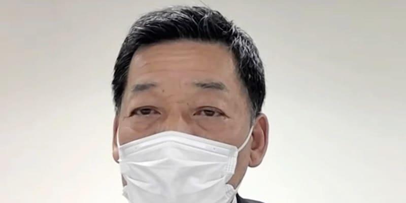 G大阪社長が緊急会見 5人コロナ陽性 外部との食事などは確認されず「正しい行動」