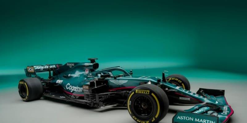 アストンマーティンがついにF1に復活。伝統のグリーンをまとった2021年型新マシン『AMR21』を発表