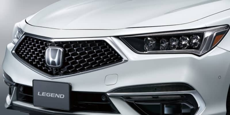 ホンダ 新型レジェンドに世界初の自動運転レベル3を搭載! 価格は1100万円