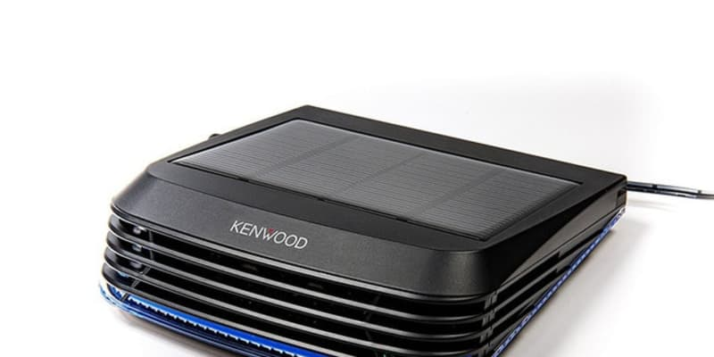 ケンウッド、低濃度オゾン発生器2モデル発売へ---空気清浄分野参入第1弾