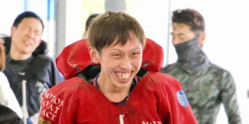 【ボート】浜名湖G1 攻撃力を高めて藤山雅弘が予選上位通過に挑む