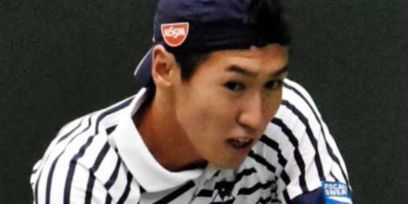 テニス男子・デ杯5日開幕 綿貫陽介「エースの荷は重いけど、全力で役割を果たす」