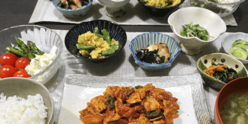 """柴崎岳の大好物❤️わさび漬けも食卓へ""""まの♡ごはん"""" 白米&ガッツリ系メニューが話題に"""