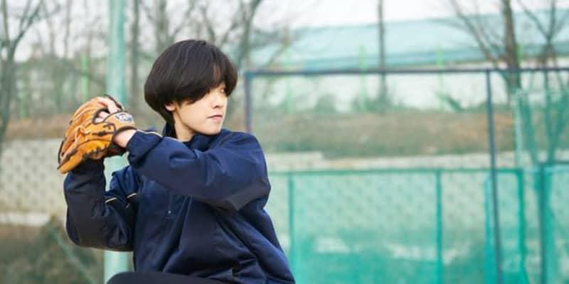「梨泰院クラス」の女優が野球少女を熱演 モデルになった日本の女子投手は?