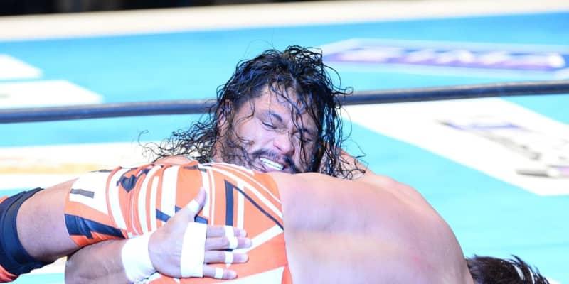新日本・NJC初戦敗退の小島、IWGP統一に意見も「負けた人間に言う資格ねえ」