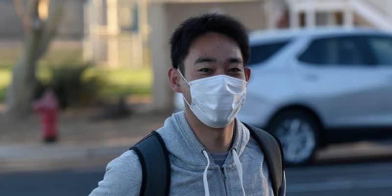 【MLB】秋山翔吾がチーム再合流、離脱の理由は夫人の事故「そのままにしておけない」