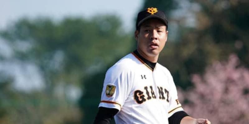 巨人、育成の高木京介を支配下選手登録 オフに育成再契約、NPBが公示